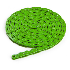 "DARTMOOR Core Bicycle Chain 3/32"" green"